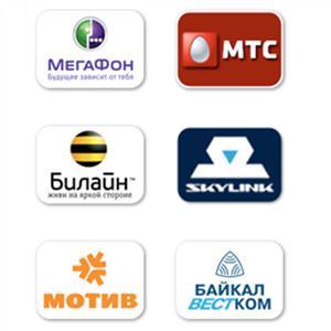 Операторы сотовой связи Хива